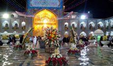 پذیرایی بیش از ۱۰ میلیون زائر در حرم امام رضا(ع) در ایام نوروز