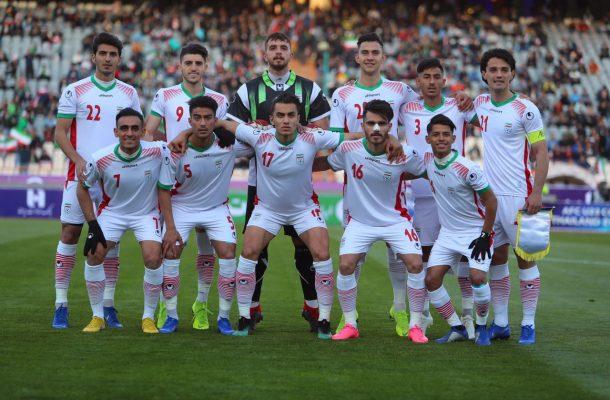 پیروزی پر گل تیم فوتبال امید ایران مقابل یمن