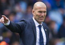 زیدان سرمربی تیم فوتبال رئال مادرید شد