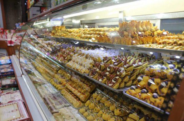 کاهش درآمد شیرینیفروشیها در آستانه نوروز
