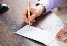 آثار مثبت قانون جديد چک در فضاي کسب و کار