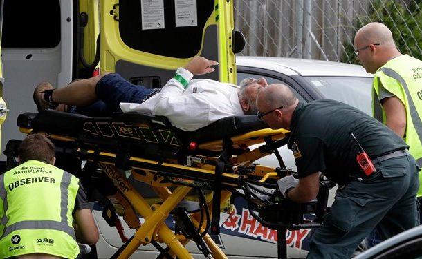 حمله تروریستی به دو مسجد در نیوزلند با ۴۰ کشته و ۲۰ زخمی