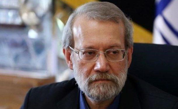 لاریجانی در دیدار با رئیس مجلس عراق بر حمایت از فلسطین تاکید کرد