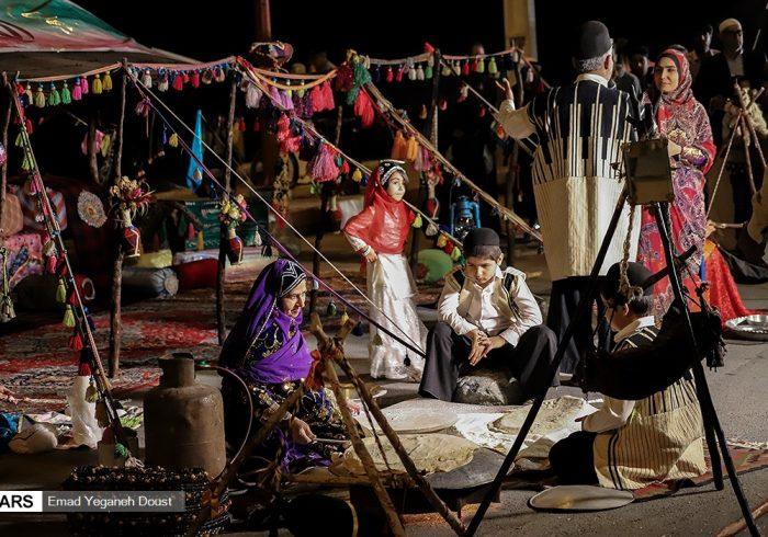 شب های فرهنگی اقوام در بندرعباس