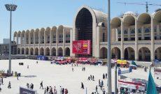 نمایشگاه کتاب تهران در مصلای امام خمینی (ره) گشایش یافت