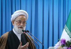 خطیب موقت نماز جمعه تهران:باید از انگلیس شکایت کنیم
