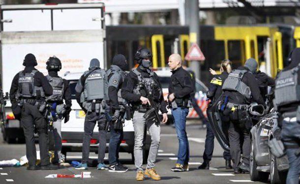 تیراندازی در هلند شماری زخمی بر جای گذاشت