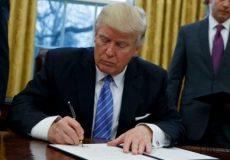 ترامپ دستور قطع کمک به سه کشور آمریکایی مرکزی را صادر کرد