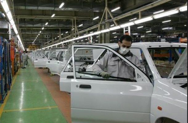 پنج آفت صنعت خودروسازی