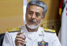 دریادار سیاری به عنوان فرمانده عملیات ارتش در ستاد مقابله با بحران خوزستان منصوب شد