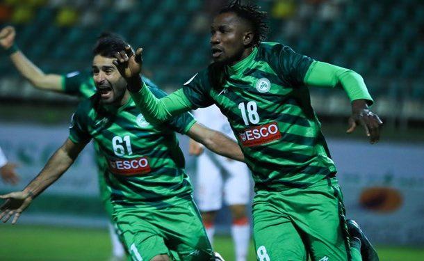 پیروزی آسیایی ذوبآهن مقابل النصر عربستان