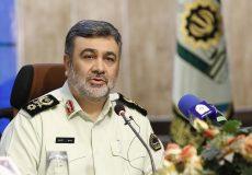 فرمانده ناجا: بنزین همان تأثیری را که در جامعه داشته بر پلیس هم داشته است