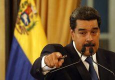 طومار ۱۳ میلیون امضایی مردم ونزوئلا علیه تحریمهای آمریکا