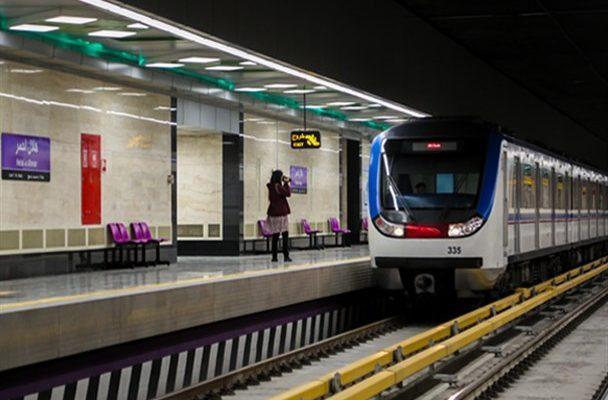 خط ۷ مترو، بدون تغيير مجددا بازگشايي شده است
