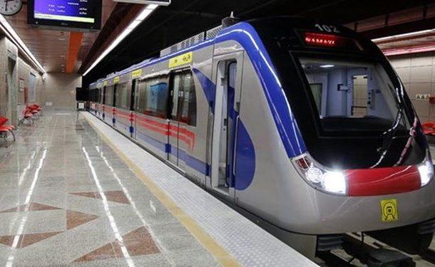 بهرهبرداری از خط ۷ مترو در چند روز آینده