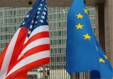تشديد اختلافات آمريکا و اروپا