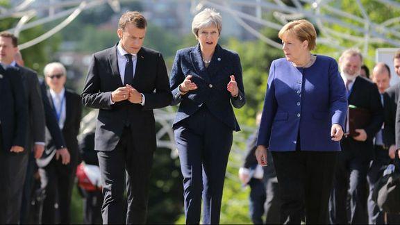 اروپا برجام را ترك ميكند؟