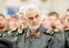 سردار سلیمانی محبوبترین چهره سیاسی ایران شد