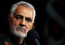 سرلشکر سلیمانی: رفتن به میز مذاکره، مصداق «تسلیم» است