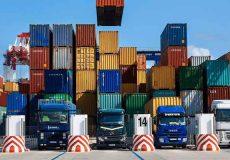 صادرات کشور از ابتدای سال، ۹ درصد کاهش داشته است