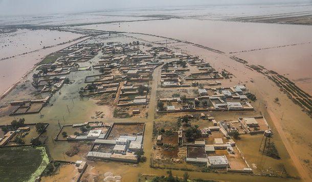 بحران فاضلاب در کمین اهواز