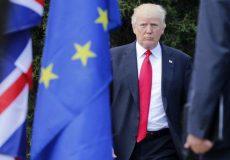 پيامدهاي اقدامات ترامپ براي اروپا
