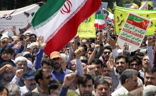 رویترز: دهها هزار ایرانی «معامله قرن» را محکوم کردند