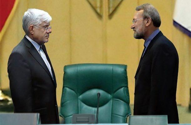 باز هم دوگانه لاريجاني و عارف