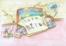 كاريكاتور – مينا غلامرضايي