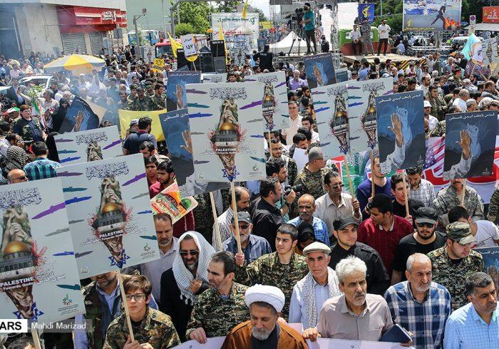 راهپیمایی روز جهانی قدس