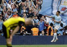 منچسترسیتی، سهگانه فوتبال انگلستان را فتح کرد