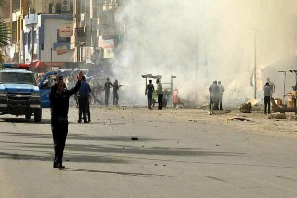 وقوع انفجار در مرکز پایتخت عراق