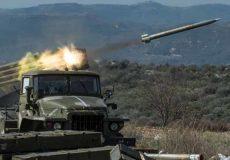 خنثی شدن حمله گسترده جبهه النصره در حماه و هلاکت ۱۰۰ تروریست