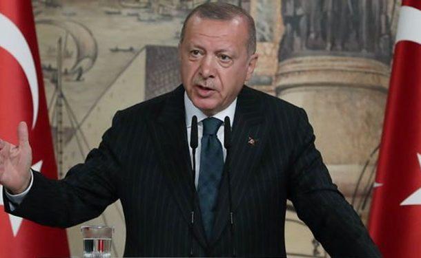 بازی اردوغان با آتش