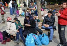 بازگشت ۱۸۵هزار مهاجر از ایران به افغانستان
