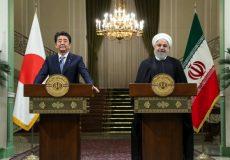کیودو: آبه به درخواست ترامپ خواستار آزادی زندانیان آمریکایی در ایران شده است