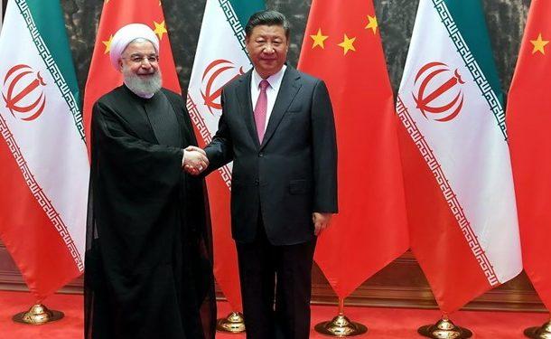 شی جینپینگ: پکن بدون توجه به شرایط به توسعه روابط خود با ایران ادامه میدهد