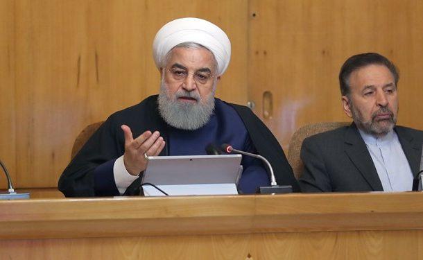 حسن روحانی: کاخ سفید دچار سردرگمی است