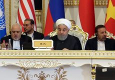 روحانی: ایران به صورت یک طرفه نمیتواند تنها طرف متعهد به برجام باقی بماند
