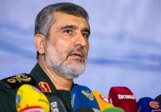 سردار حاجیزاده: آمریکا و هیچ کشور دیگری جسارت تجاوز به خاک ایران را ندارد