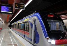 ابتلای ۳۵ نفر در مترو تهران به کرونا