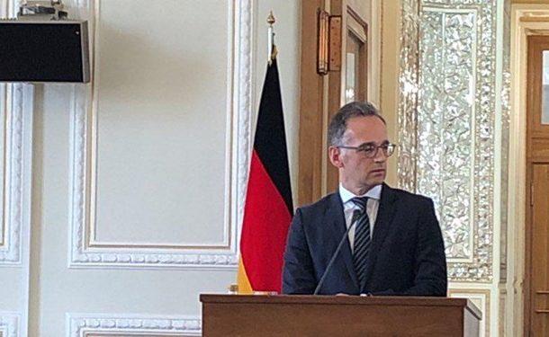 وزیر خارجه آلمان: منافع اقتصادی ایران دربرجام محقق نشد