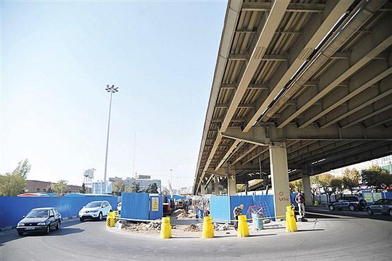 تردد در پل گیشا ممنوع میشود