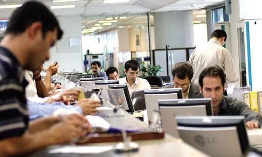 دورکاری یک سوم کارمندان ادارات شهر تهران از ۲۸ تیر ماه