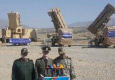 سامانه سلاح پدافند هوایی پیشرفته «۱۵خرداد» رونمائی و به نیروی پدافند هوایی ارتش تحویل شد