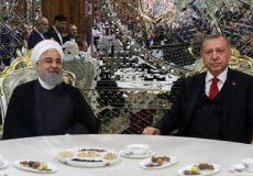 مخالفت ایران و ترکیه با تحریم و یکجانبهگرایی در روابط بین الملل