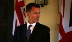 انگلیس: به دنبال راهی دیپلماتیک برای آزادی نفتکش خود هستیم