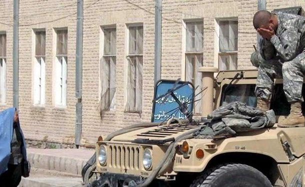یک نظامی تروریست آمریکایی در افغانستان کشته شد