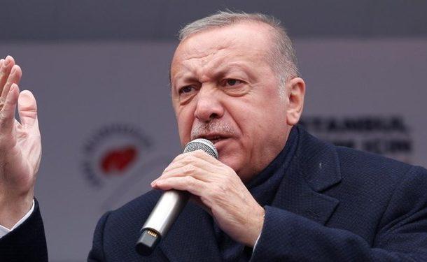 اردوغان: هر کسی با اسرائیل است، ما علیه او هستیم
