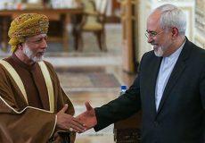 المیادین: وزیر خارجه عمان در سفر به ایران، حامل پیام آمریکا و انگلیس نبود